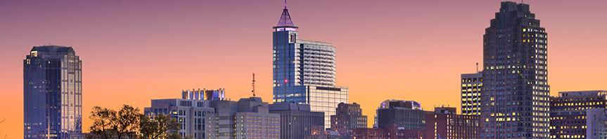 Raleigh, North Carolina Depositions